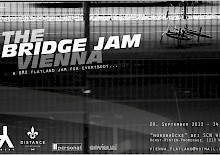 The Bridge Jam in Wien