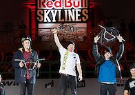 Redbull Skylines - Paris