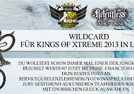 Wildcard für Kings of Xtreme 2013 in Leipzig