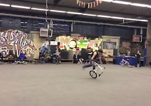 Fight The Winter 3 Flatland Contest 2013