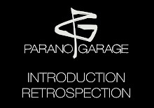 Parano Garage - Introduction Retrospection