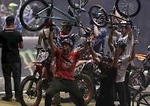 Masters of Dirt: Vienna by Monster Energy