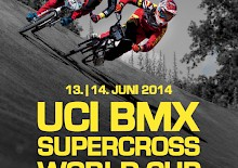 UCI Bmx Supercross Worldcup im Mellowpark Berlin!