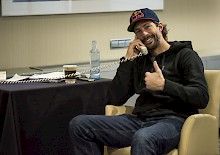 Teil 2 Travis Pastrana Interview