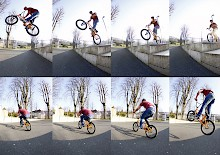 Self Made #2 - Barspin