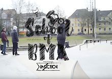 Coach Fools - Infaction Bmx Trainer on the Road