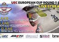 LIVESTREAM - UEC European Cup Round 5&6 in Weiterstadt