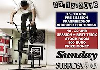 Kunstform BMX Shop - Stock Session 2016